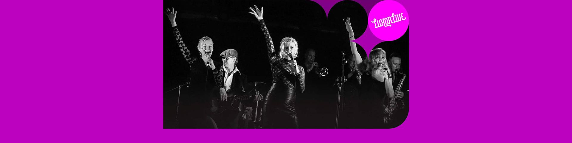Etta James Experience in Luxor Live