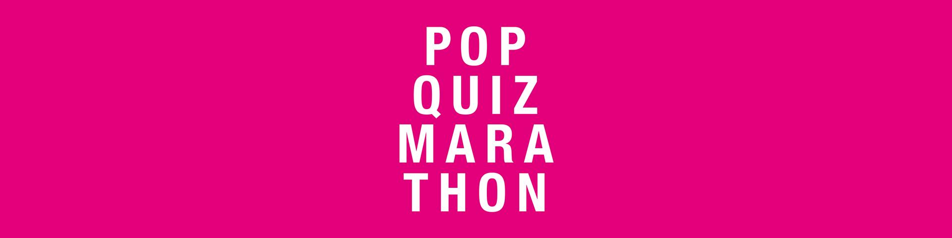 Popquiz Marathon | Arnhem