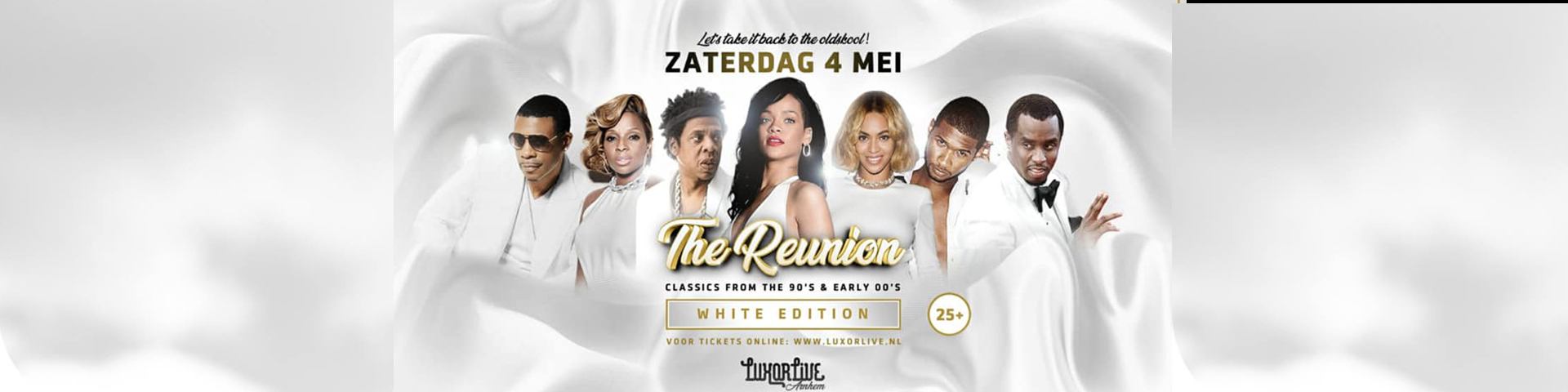 The Reunion White Edition
