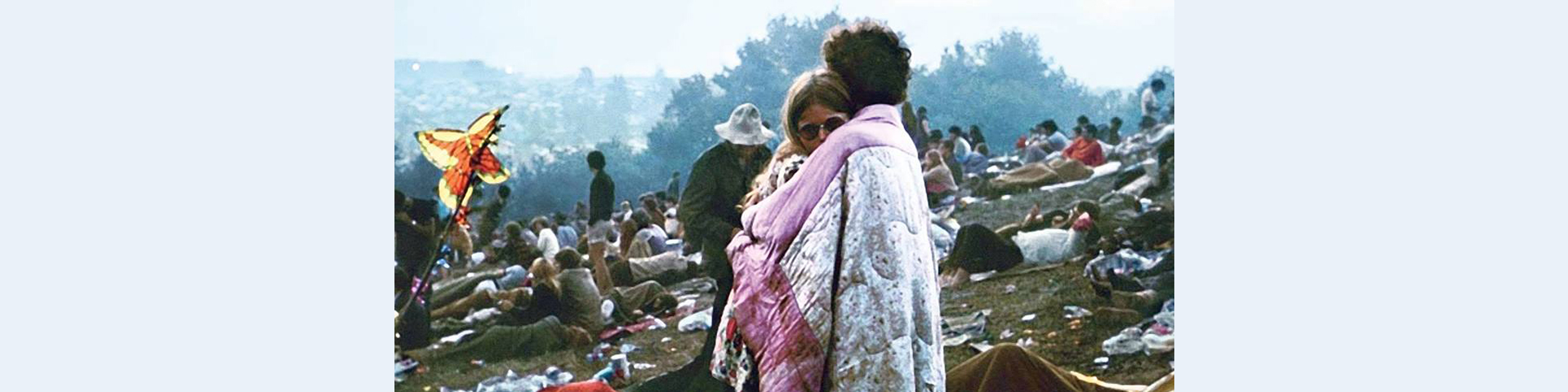 Woodstock, One Night of Peace and Music - Frank Lammers e.a.